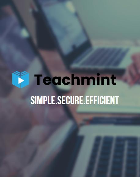 Online Teaching with Teachmint; online teaching app;classroom management