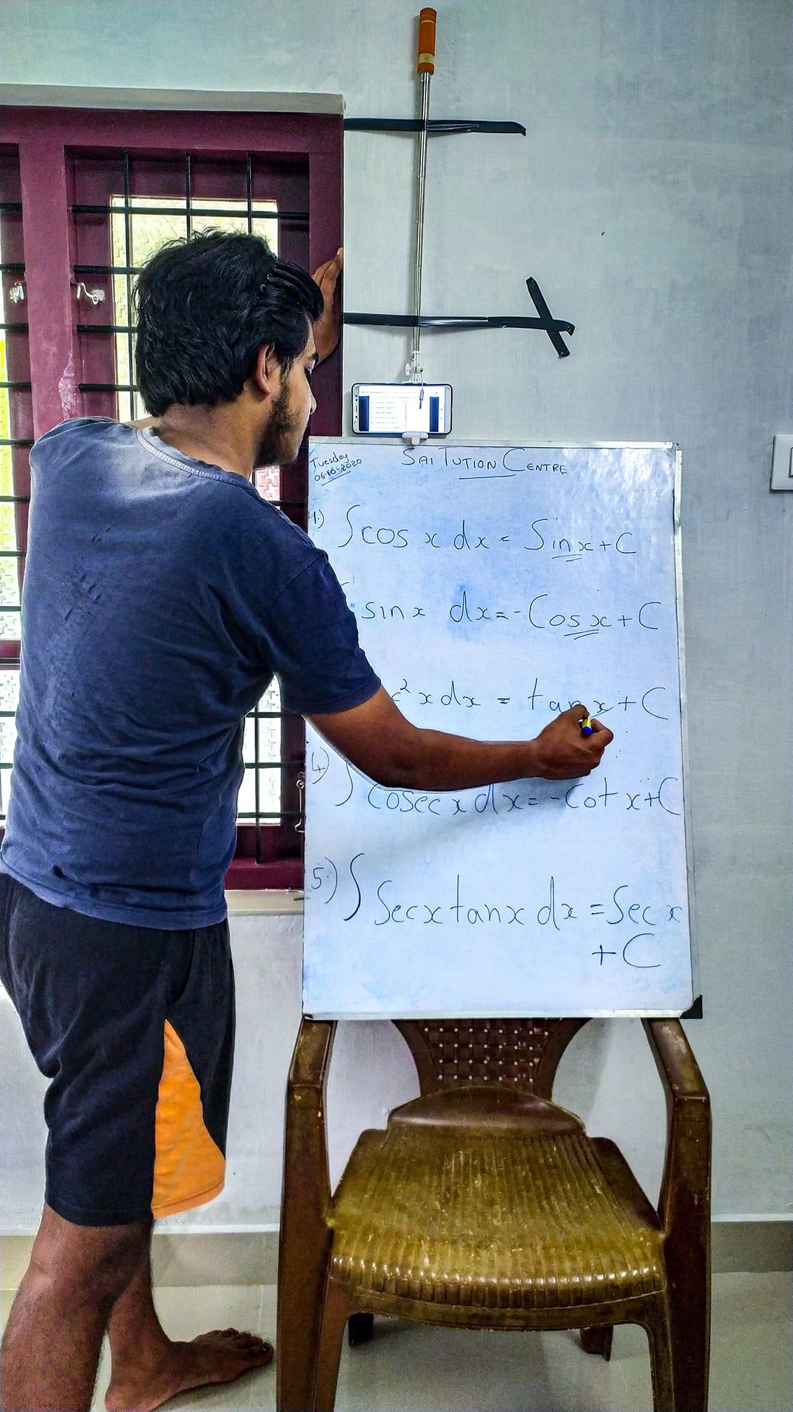 Teachmint Jugaad League winner; online teaching platform; online tutors;online teachers; mobile apps for teachers