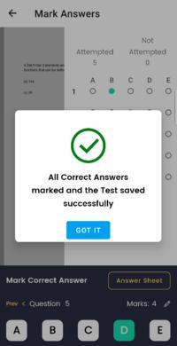 Online tests; MCQ; online teaching; online teaching apps; online exams