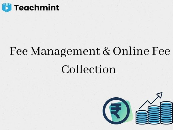 Fee Management and Online Fee Collection