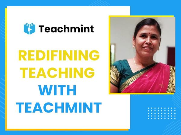 Redefining Teaching with Teachmint
