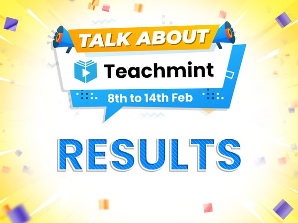 Talk About Teachmint Contest Winners