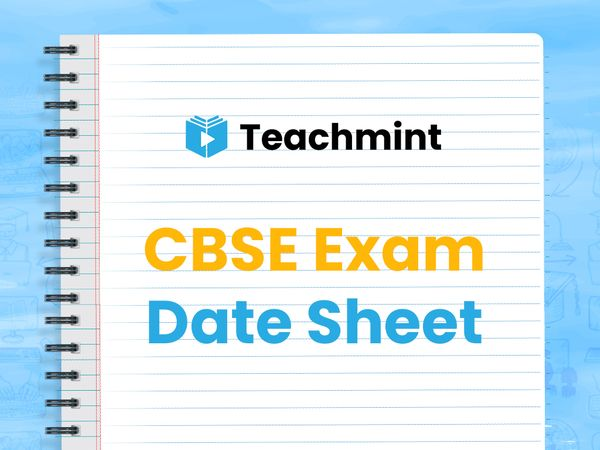 CBSE Exam Date Sheet -2021