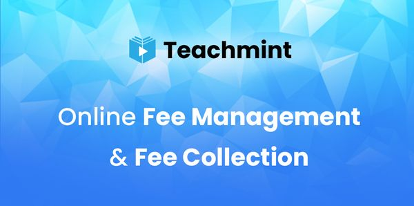 Online Fee Management and Fee Collection