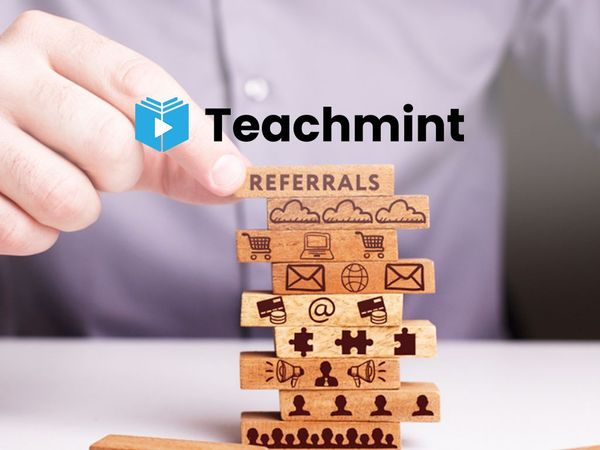 Teachmint Referral Program