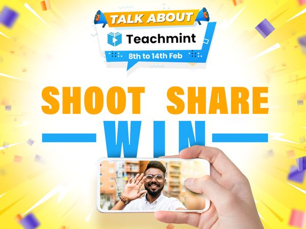 Talk About Teachmint Contest