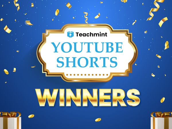 Teachmint YouTube Shorts Contest Winners
