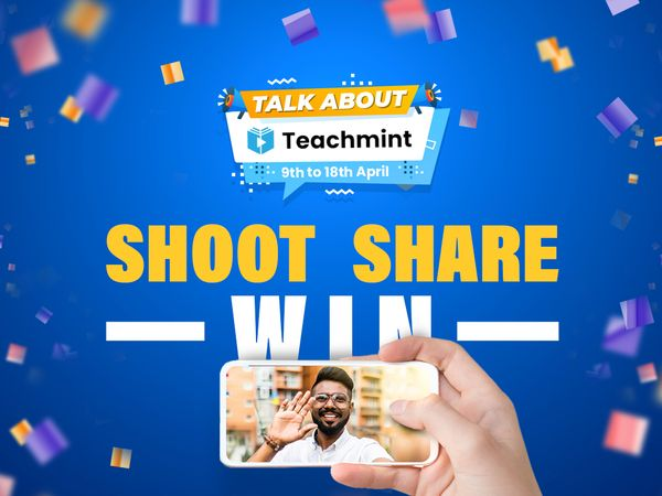 Talk About Teachmint -Online Contest